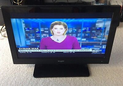"""26"""" LED TV (HD) & DVD Player Combo (working)"""