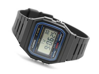 Casio F91W Digital Watch LED 30M Stopwatch - Manufacturer Refurbished -Brand New