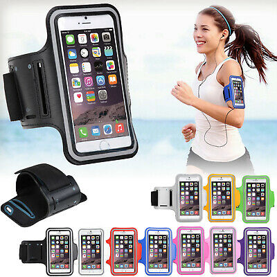 Armband Gym Running Sport Arm Band Cover Case for Apple iPhone 6 Plus 7 Plus +