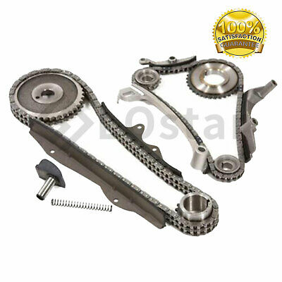 Timing Chain Kit For 1976-1989 Chrysler Dodge Plymouth Mitsubishi 2.0L 2.6L G54B