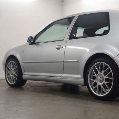 Side skirts for VW GOLF MK 4  IV  25th ANNIVERSARY  ABS Plastic (3 & 5 doors)