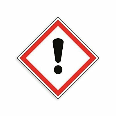 Safety & Hazard Signs - Harmful Substances Signs - GHS COSHH Symbol Signs [Ir...
