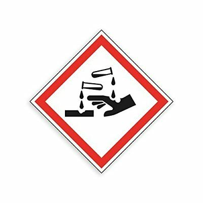 Safety & Hazard Signs - Harmful Substances Signs - GHS COSHH Symbol Signs [Co...