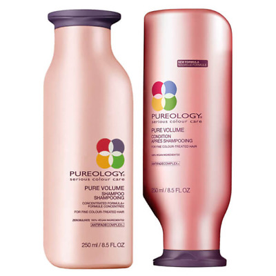 PUREOLOGY Kit Pure Volume Shampoo 250ml + Balsamo 250ml
