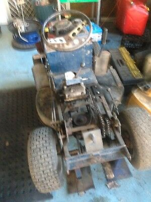 Rover Rancher 10 hp Ride On Mower