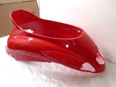 Piaggio Liberty 50 125 Rear Seat Fairing Frame Cover Red RRP £253.71 62119400RV