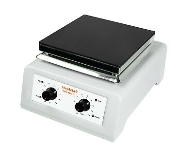Brand New Magnetic Hotplate Stirrer Ceramic Top! As Use By Jeff Ditchfield