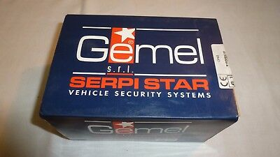 Gemel Serpi Star Gp48 Car Alarm