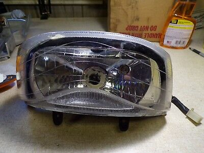 NEW Moped Scooter Head Light Assembly  *FREE SHIPPING*