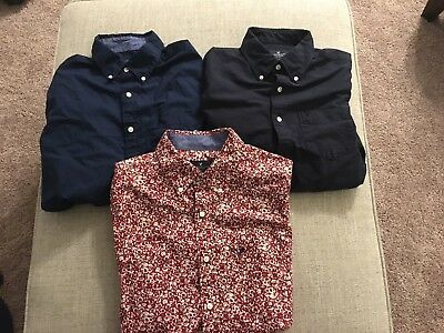 Lot Of 3 American Eagle Shirts. Size Medium. Perfect Condition!