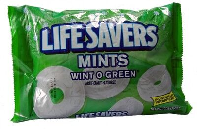 Lifesavers Mints Wint-o-Green 368 g Beutel USA Import