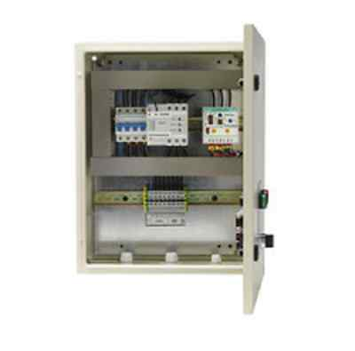 Fanox 3-Phase Pump Protection Panels with Soft Starter WITHOUT LEVEL SENSOR