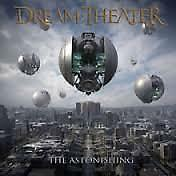 """2CD DREAM THEATER """"THE ASTONISHING - CD"""". New and sealed"""