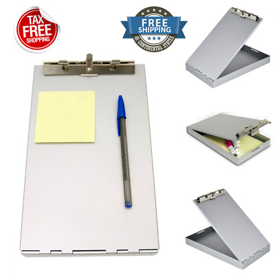Forms Metal Storage Clipboard Letter Container Office Documents Paper Organizer