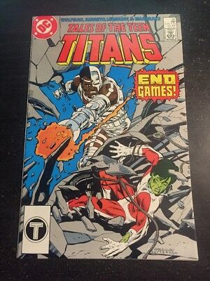 Tales Of Teen Titans#82 Incredible Condition 9.0(1987) Cool!!