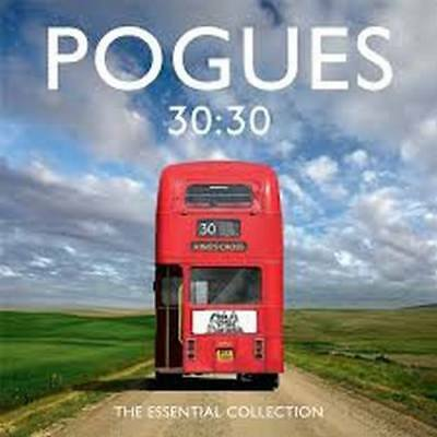 "2CD THE POGUES ""30:30 THE ESSENTIAL COLLECTION"".New and sealed"