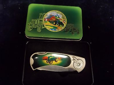 John Deer Pocket Knife