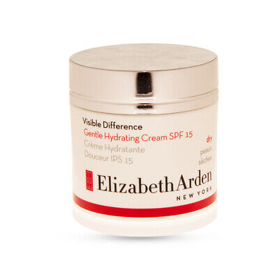 Elizabeth Arden Visible Difference Gentle Hydrating Night Cream 50ml New