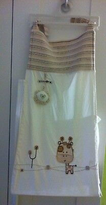 Range couche Nature's Natures Purest Sleepy Safari Diaper Stacker VGC