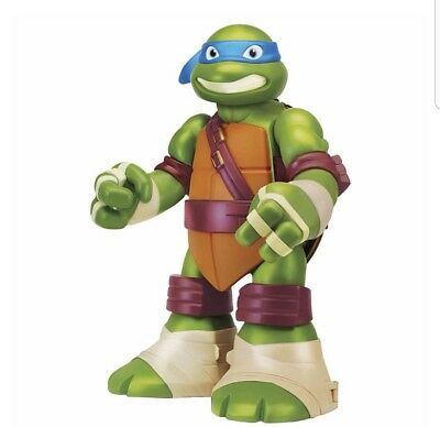 Turtles Mutation Giant Leo Playset New!!! £100