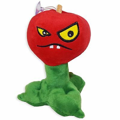 Plants vs Zombies Cherry Bomb Plush Toy - NEW - FREE FAST USA SHIPPING
