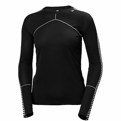 Helly Hansen Lifa Crew Women's Top Thermal Base Layer Winter New
