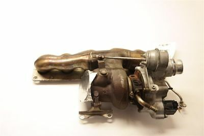 Turbo Charger W/Exhaust Manifold Fits 2011 BMW 535i