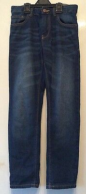Next blue straight jeans age 10 years