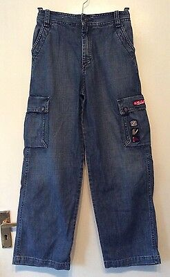 Quiksilver blue jeans age 12 years