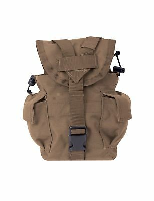 MOLLE 1 Qt. Canteen Cover Coyote