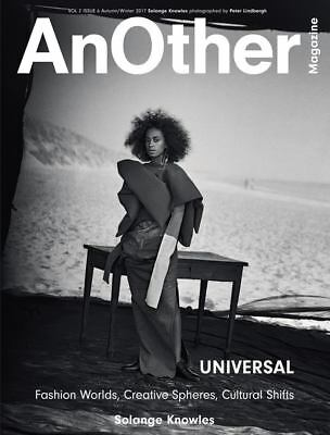 AnOther Magazine Autumn/Winter 2017 - Universal Issue - Solange Knowles