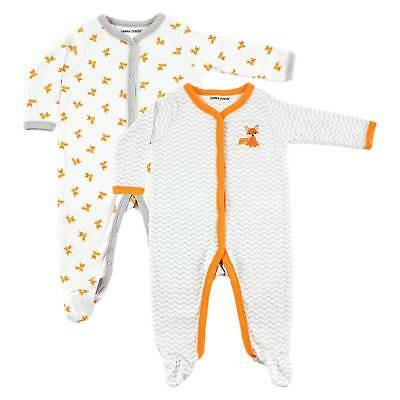 Luvable Friends Baby 2 Pack Sleep N' Play - Fox 3-6M