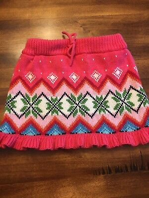 Baby Gap 3t sweater knit  Skirt Jersey Lined