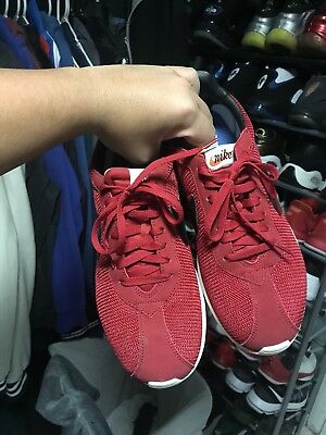 premium selection c28d1 d0119 ... coupon nike air roshe size 11 used once only no visible wear rare red  suede msrp