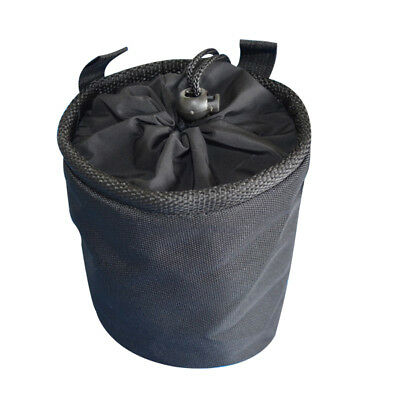Rock Climbing Recycling Gym Weightlifting Chalk Bag Bouldering Drawstring Pouch