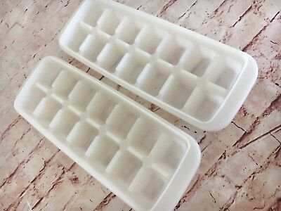 Tupperware Ice Cube Tray X 2 Base Only