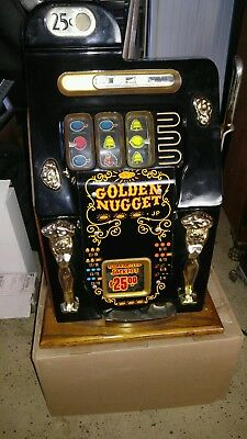 Golden Nugget Slot Machine