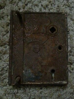 Antique B.l.W.  door lock latch