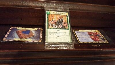 Qty 3 - Harry Potter Trading Cards