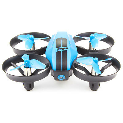 UDI U46 RC Drone Mini Small Light Altitude Hold 2.4Ghz Quadcopter for Kids Blue