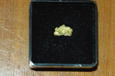 NATURAL gold nugget for Christmas