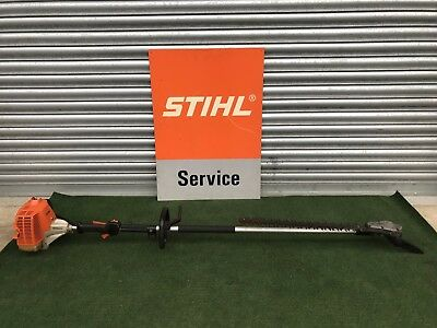 Stihl Hl75 135 Degree Long Reach Hedge Trimmer Cutter Sthil Petrol Free Post