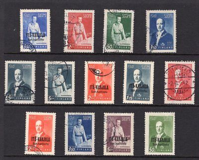 Finland 1941 overprint group see scans x 2