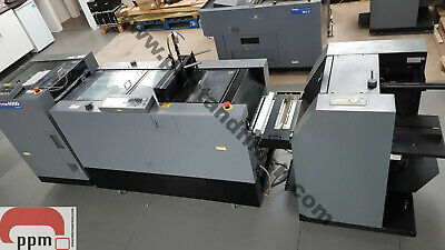 Duplo 4000 System, 2000 Sheet Feeder and Bookletmaker and Trimmer (d9) (£10000 +
