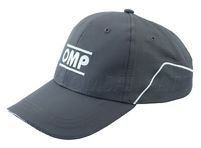OMP Racing Spirit Kappe Cap OR5919080 Schwarz