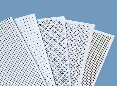 White faced decorative radiator cover & cabinet screening panels
