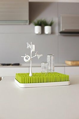 Boon Twig Grass & Lawn Bottle Cup Accessory Drying Rack White Twig Free Shipping