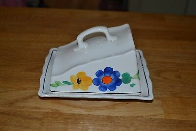 Vintage cheese dish, Susie Cooper. Gray's Pottery