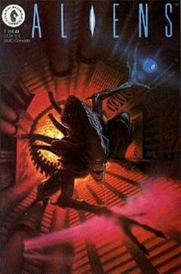 Aliens (Vol 2) (1989 Ltd) #   1 Near Mint (NM) Dark Horse MODERN AGE COMICS