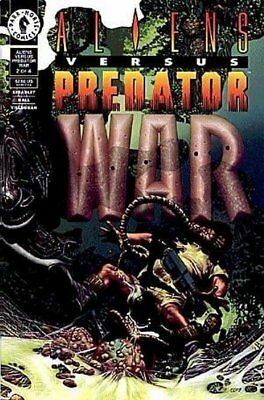 Aliens vs Predator: War (1995 Ltd) #   2 Near Mint (NM) Dark Horse MODERN AGE CO